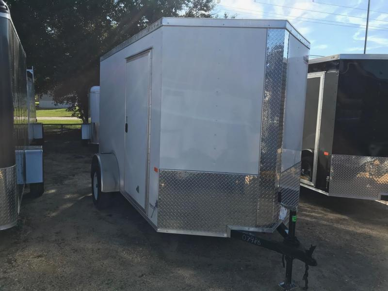 2019 6x10 Rock Solid Cargo SA VN Enclosed Cargo Trailer