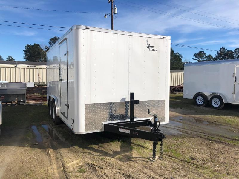 2019 8x16 Lark Victory Enclosed Cargo Trailer