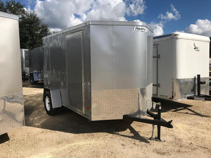 2019 6x10 Haulmark Passport Enclosed Cargo Trailer