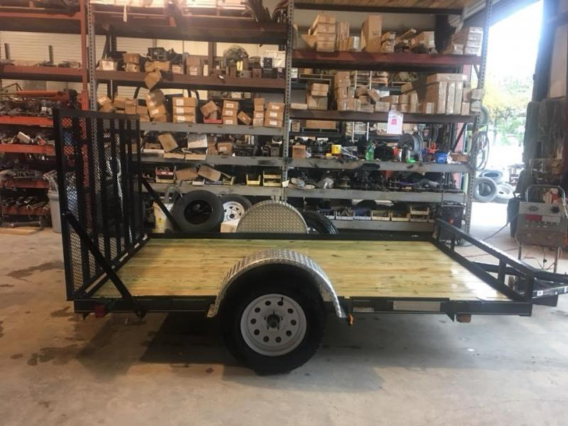2018 6.4x10 Carry-On CHGW ATV Trailer