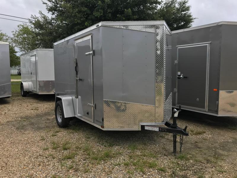 2019 6x10 Lark Victory VN Enclosed Cargo Trailer
