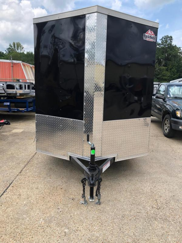 2020 Rock Solid Cargo 12x06 SA Enclosed Cargo Trailer
