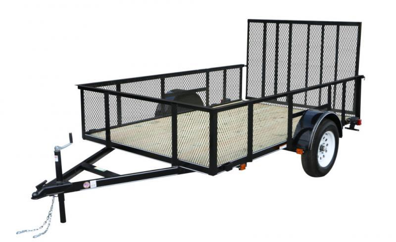 2020 Carry-On 6X10GWHS Utility Trailer