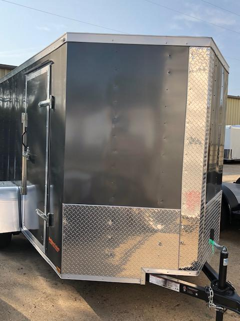 2018 6x10  Lark Cargo Enclosed Cargo Trailer