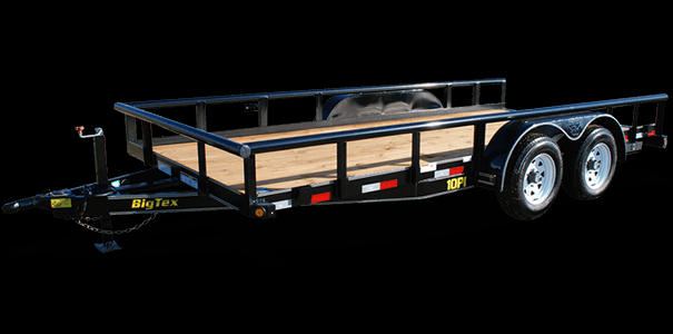 2020 Big Tex Trailers 10PI Utility Trailer