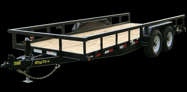 2020 Big Tex Trailers 14PI Utility Trailer
