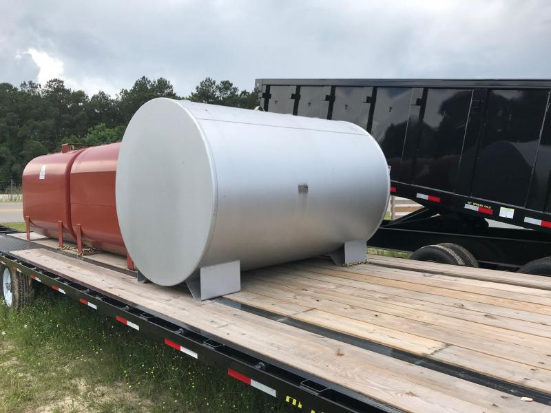 550 Gallon Fuel Tank