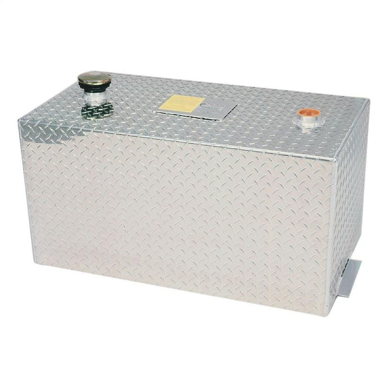 100 gallon rectangle fuel tank