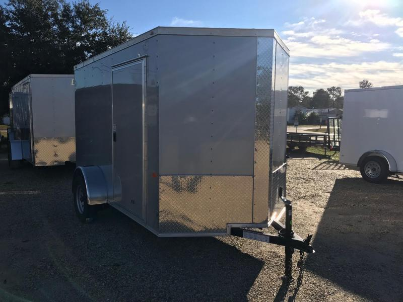 2019 6x10 Rock Solid Cargo SA VN Enclosed Cargo Trailer