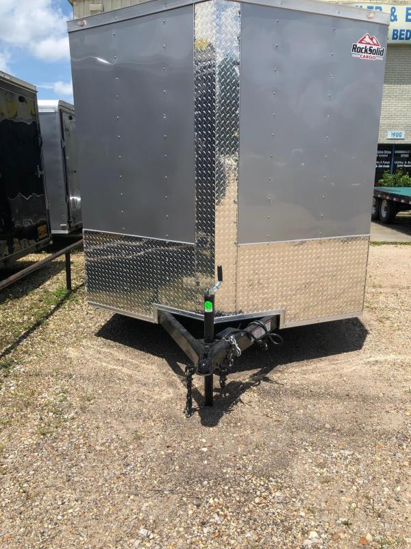 2020 Rock Solid Cargo 14x07 TA Enclosed Cargo Trailer
