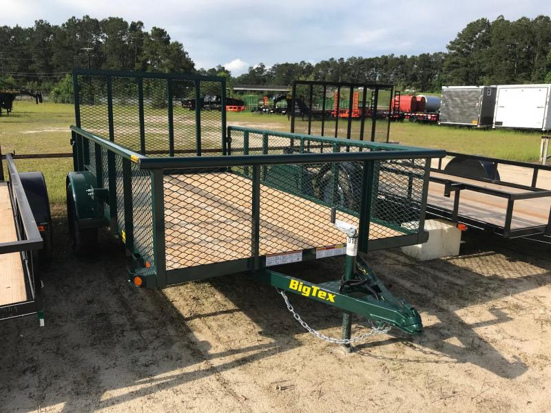 2019 6.5x12 Big Tex Trailers 35SA-12 Utility Trailer