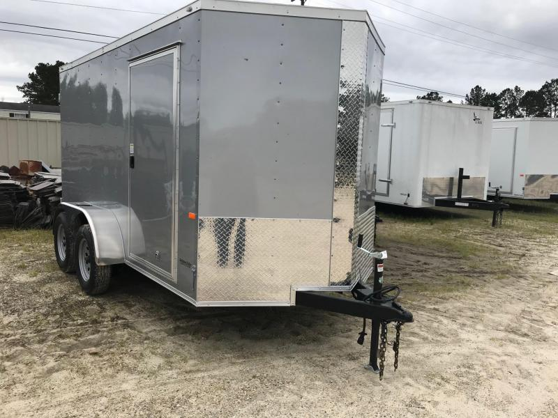 2019 6x12 Rock Solid Cargo TA VN Enclosed Cargo Trailer