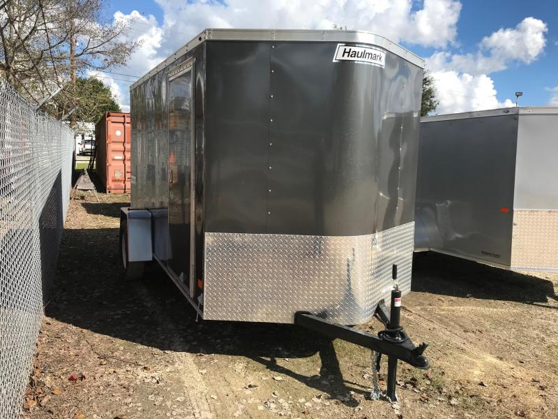 2019 6x12 Haulmark Passport Enclosed Cargo Trailer