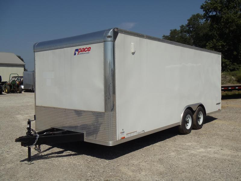 2017 Pace American PR8.5X20TE3 Enclosed Cargo Trailer