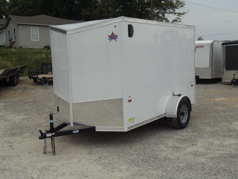 2017 US Cargo ULAFTX610SA Enclosed Cargo Trailer