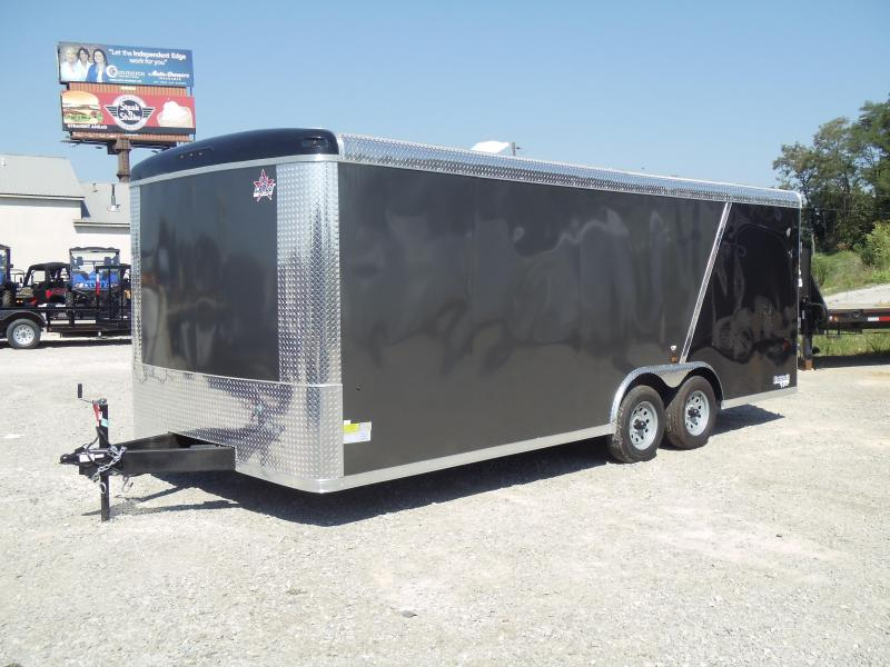 2017 US Cargo PACX8520TA2 Enclosed Cargo Trailer
