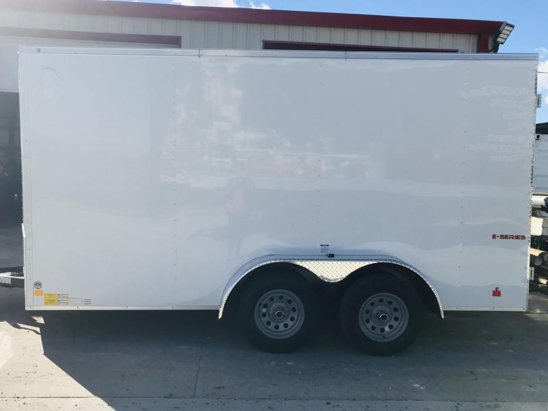 2019 Cargo Mate TXEHW714TA2 Enclosed Cargo Trailer