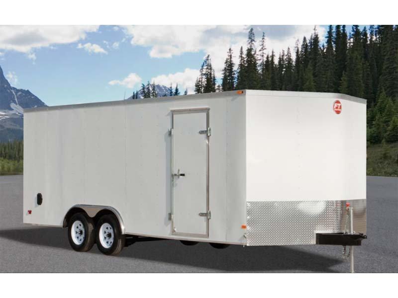 2016 Wells Cargo FT85204 Enclosed Cargo Trailer