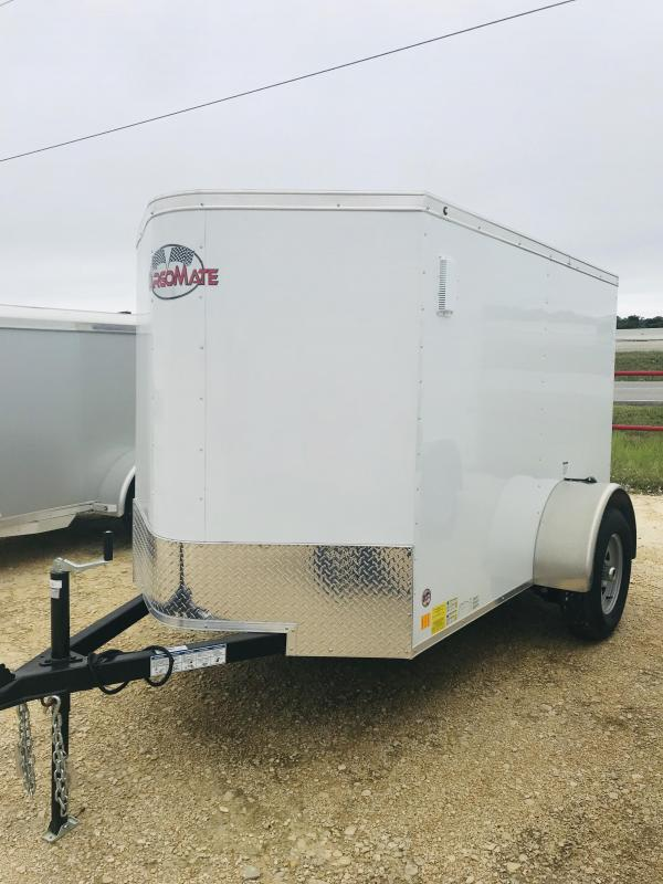 2018 Cargo Mate TXEHW46SA Enclosed Cargo Trailer