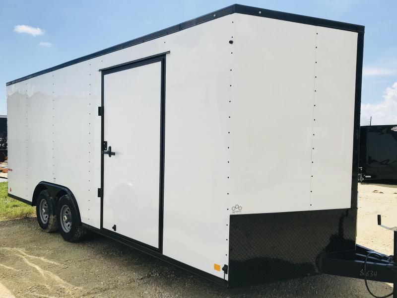 2018 Cargo Mate TXEHW8.520TA3 Enclosed Cargo Trailer