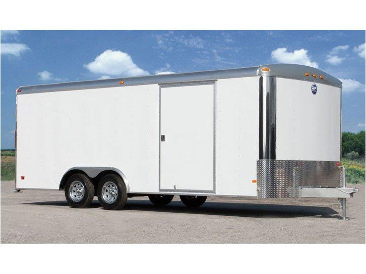 2015 Wells Cargo RF85X224 Enclosed Cargo Trailer