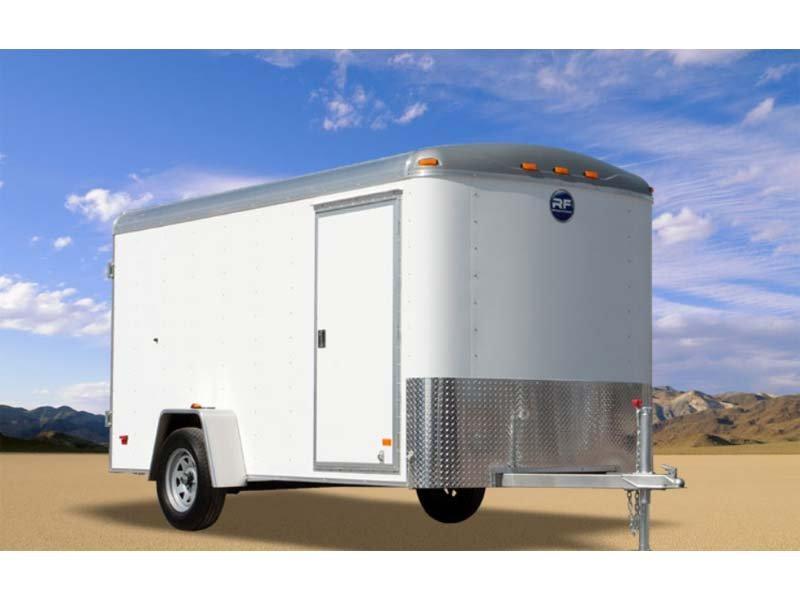 2016 Wells Cargo RF6X101 Enclosed Cargo Trailer