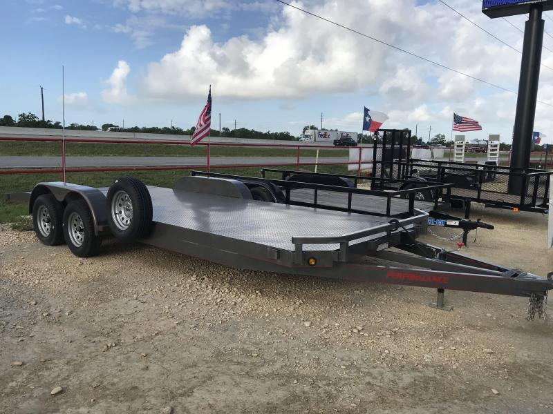 2018 Performance Trailers SC202 Equipment Trailer