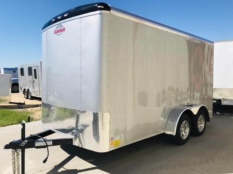 2018 Cargo Mate TXCM714TA2 Enclosed Cargo Trailer