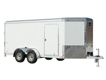2016 Wells Cargo CW1424-102-V Enclosed Cargo Trailer