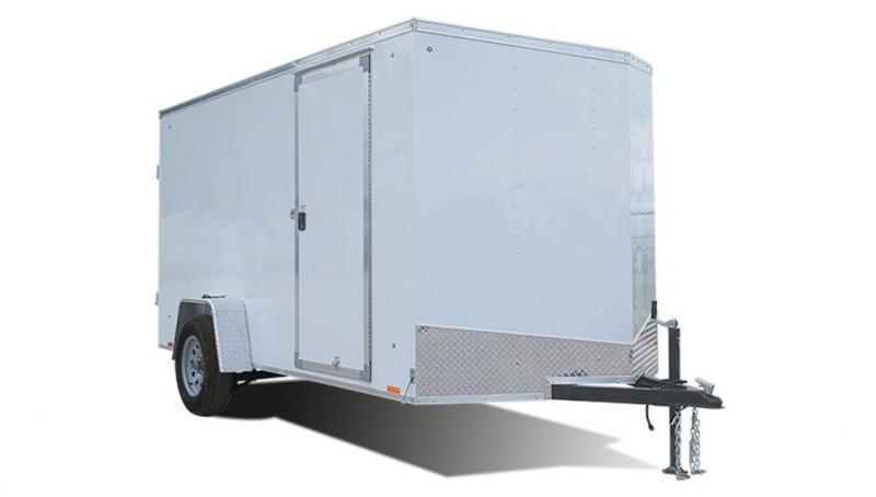 2019 Cargo Express EX DLX Series 5' / 6' / 7' Enclosed Cargo Trailer