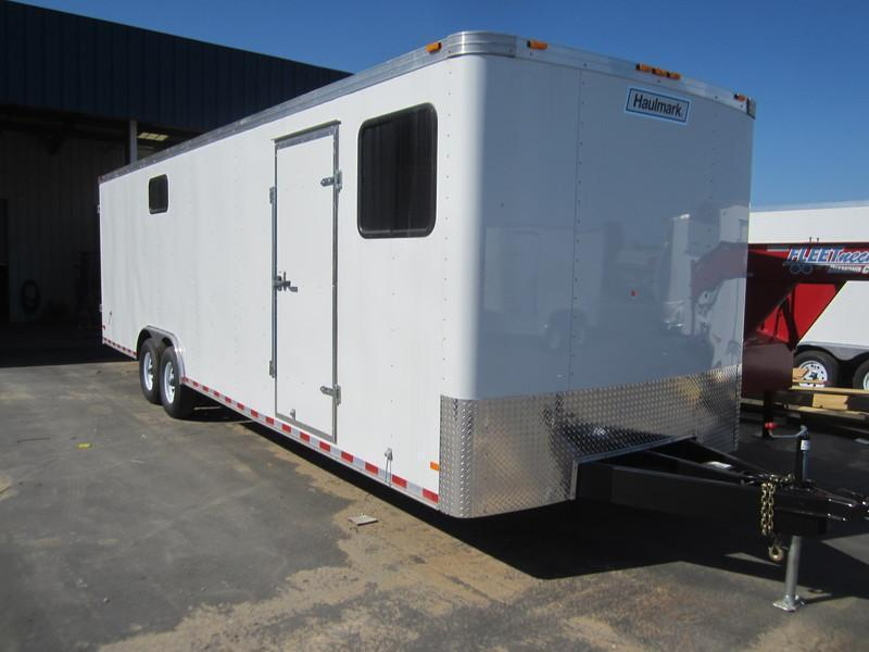 Enclosed Cargo Trailers Bronco Trailer Lemoore