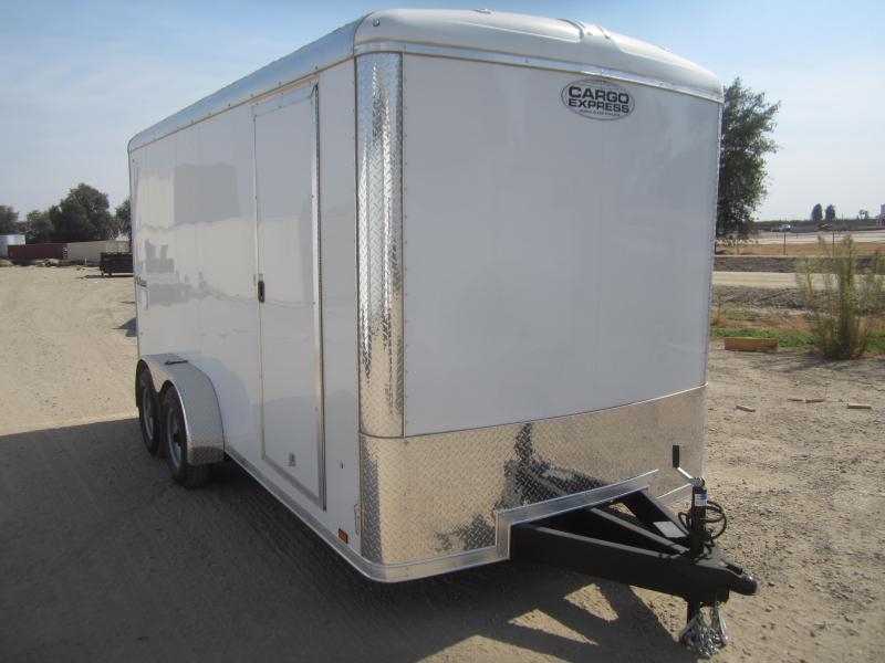 2017 Cargo Express PROR7X16TE3 Enclosed Cargo Trailer