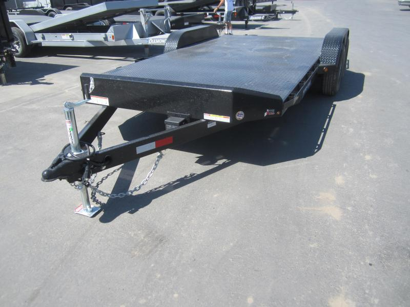 2016 Sure-Trac ST8220CHS Car / Racing Trailer