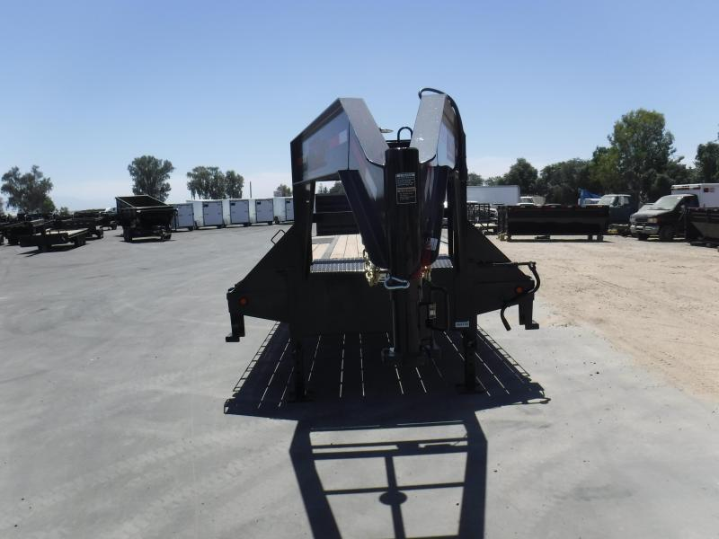 2018 Maxxd Trailers LO-PRO GOOSENECK Equipment Trailer