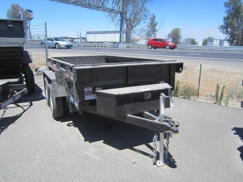 2016 Sure-Trac ST6210D-B-070 Dump Trailer