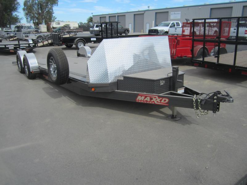 2016 Maxxd Trailers DROP-N-LOAD 24 CAR HAULER Car / Racing Trailer