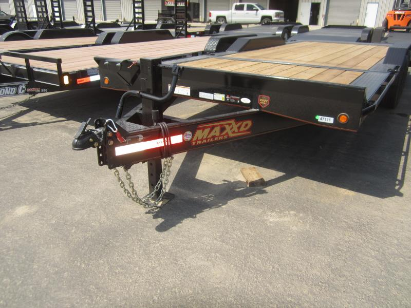 2017 Maxxd Trailers 22 X 102 GRAVITY/EQUIPMENT TILT Flatbed Trailer