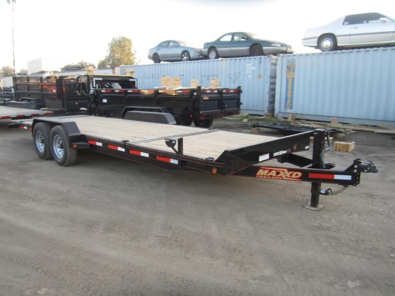 2017 Maxxd Trailers 24X83- 6 GRAVITY/EQUIPMENT TILT Equipment Trailer