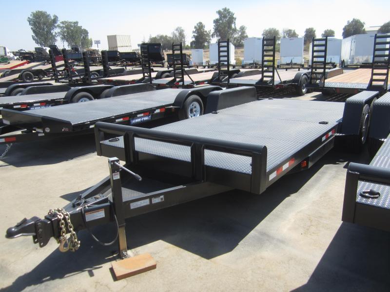 2016 Other TRAC-TRL-14K BIG BUBA Equipment Trailer