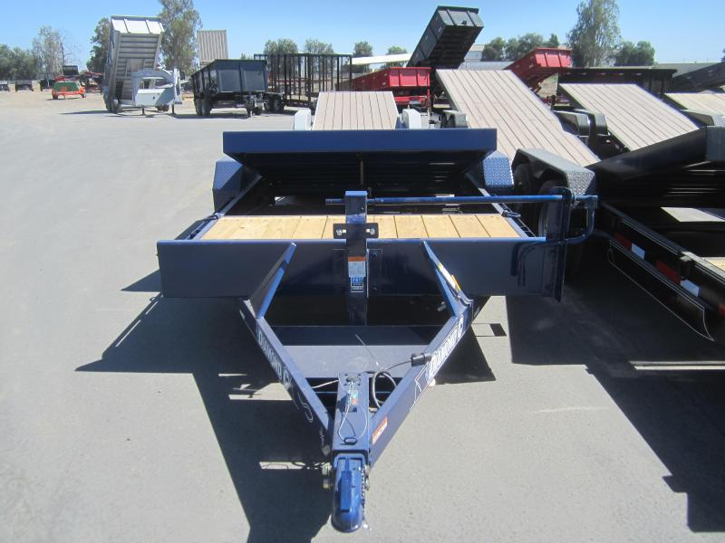 2016 Diamond C Trailers 44HDTL18X82 Equipment Trailer