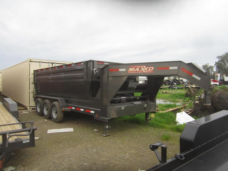 2017 Maxxd Trailers 16X83- MAXXD 21K ROLL-OFF DUMP Dump Trailer