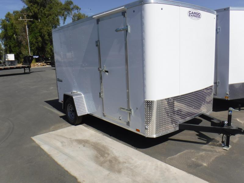 2019 Cargo Express EX7X12SE2 Enclosed Cargo Trailer
