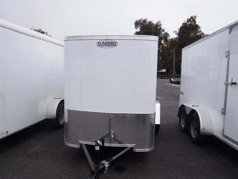 2019 Cargo Express EX5X10S12 Enclosed Cargo Trailer