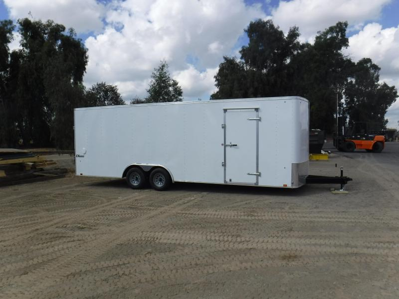 2019 Cargo Express EX84X24TE3 Enclosed Cargo Trailer