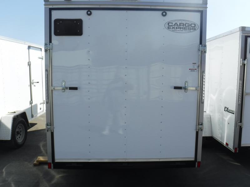 2019 Pace American EX7X14TE2 Enclosed Cargo Trailer