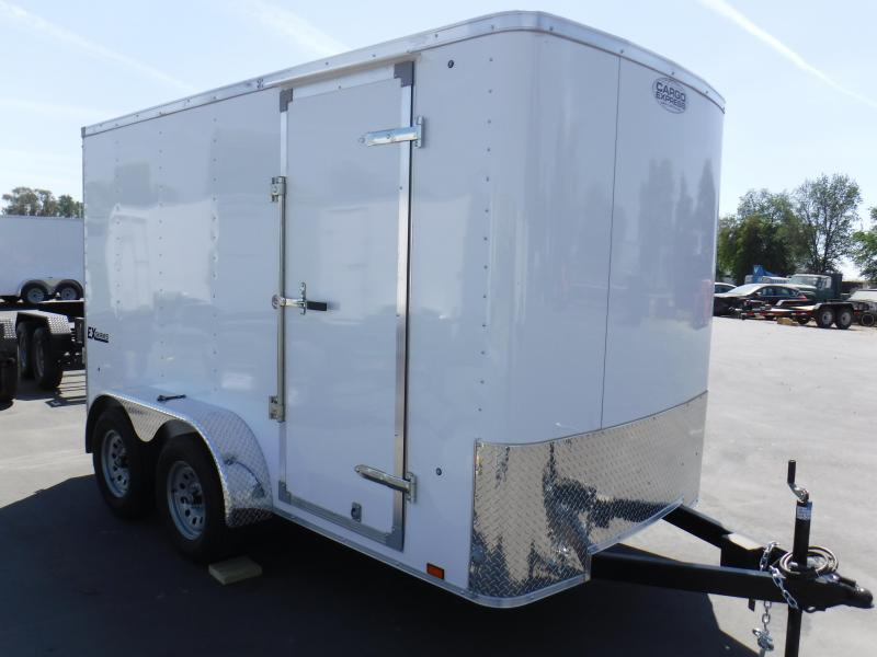 2019 Cargo Express EX6X12TE2 Enclosed Cargo Trailer