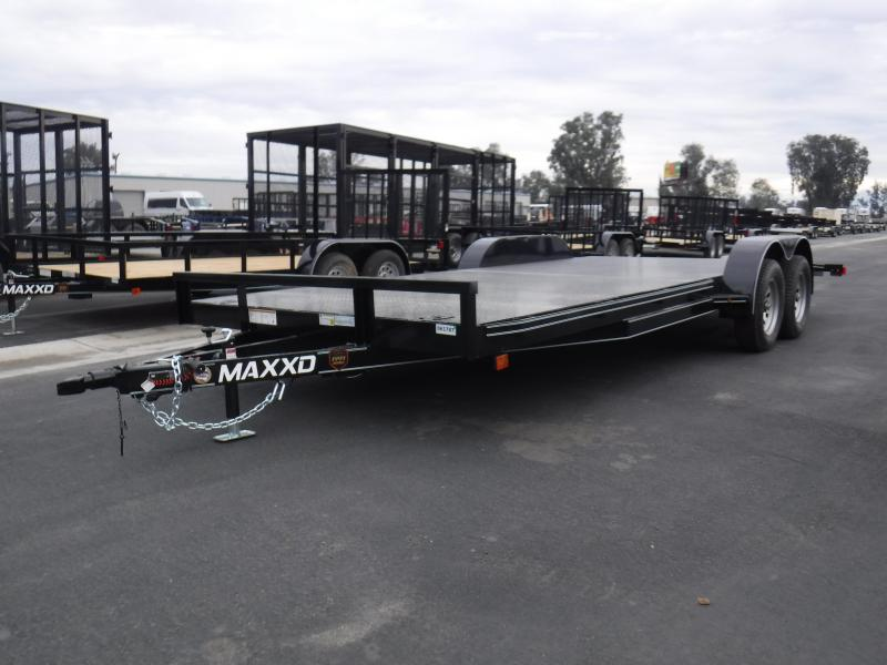 2019 MAXXD 20X83 WS CAR HAULER Car / Racing Trailer