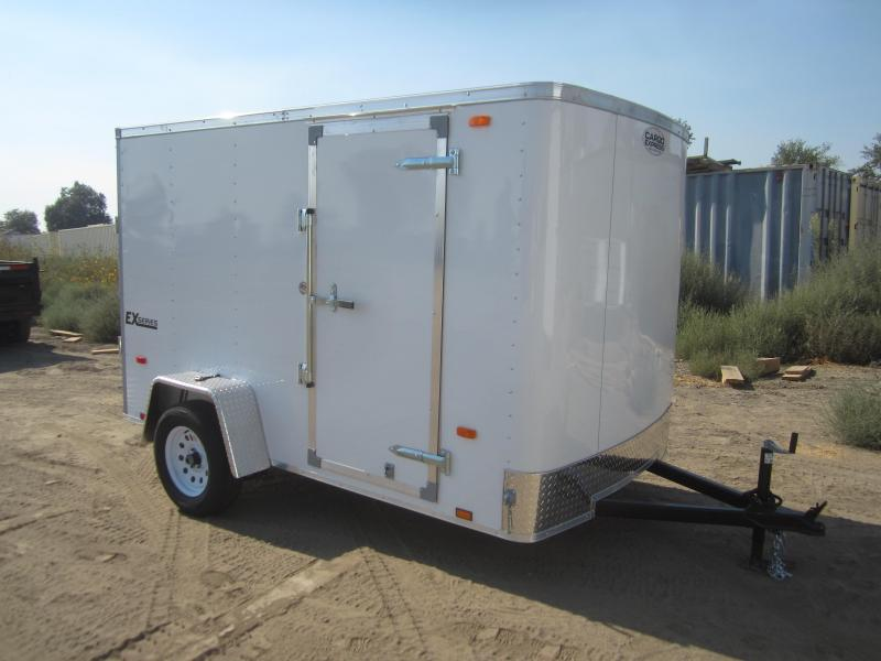2017 Cargo Express EX6X10SI2 Enclosed Cargo Trailer