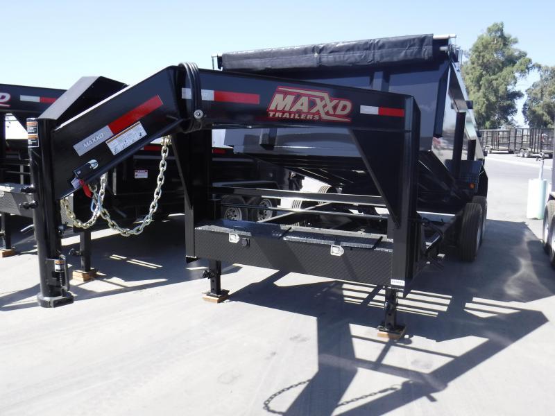 2019 Maxxd Trailers 83 LO-PRO DUMP Dump Trailer