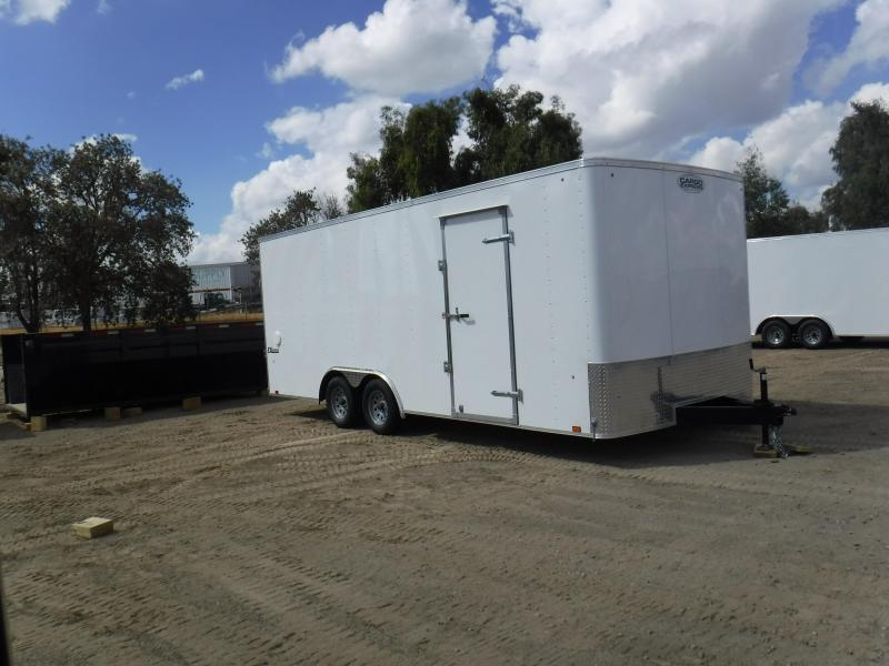 2019 Pace American EX85X20TE2 Enclosed Cargo Trailer